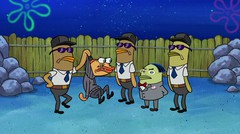 SpongeBob SquarePants S10E09 The Getaway - Lost and Found