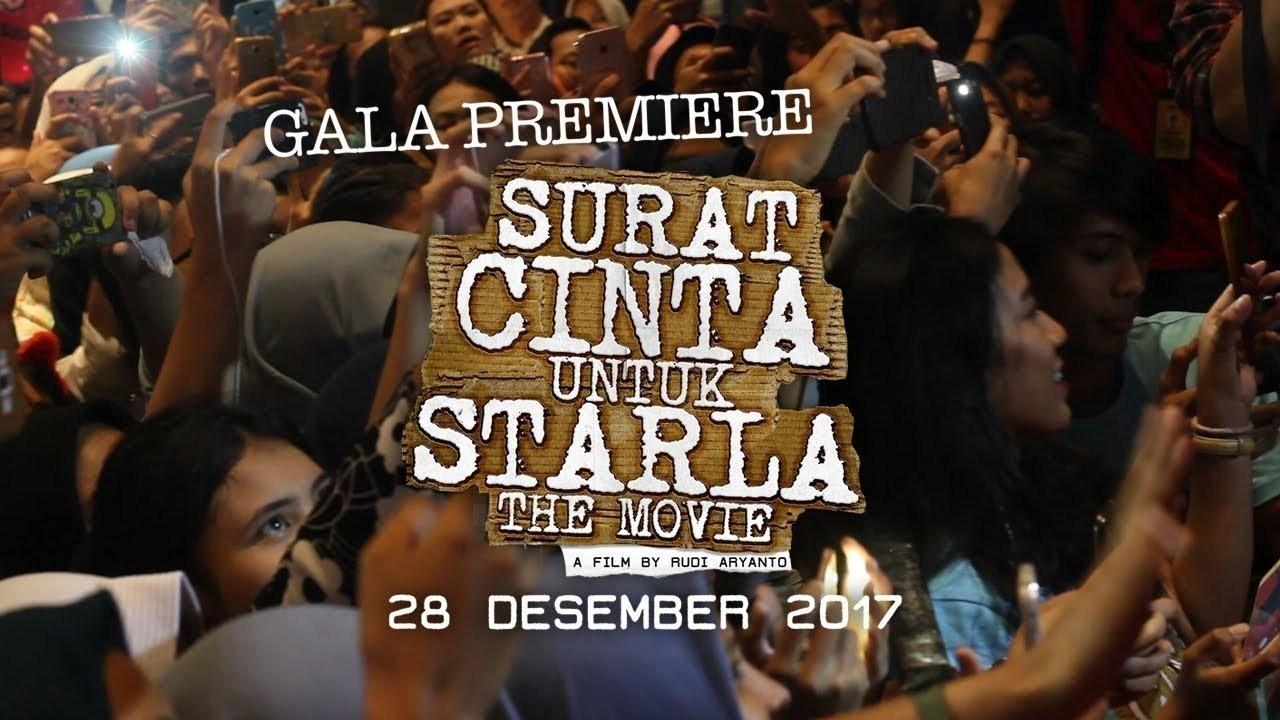 Gala Premiere Jefri Nichol Caitlin Surat Cinta Untuk Starla The Movie