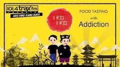 "#IROIRO - Indonesian Food Tasting with JPOP group ""Addiction"""