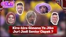 Senior Ngospek Junior di LIDA, Kok Ada yang Sampai Nangis? | Kompilasi Luar Biasa
