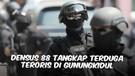 VIDEO TOP 3: Densus 88 Tangkap Teroris di Yogyakarta