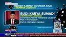 Fachrul Razi Menteri Ketiga Terpapar Covid-19