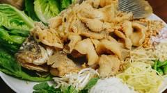 Bumi Sampireun - Melestarikan Kuliner khas Nusantara