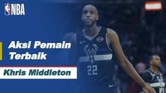 Nightly Notable | Pemain Terbaik 18 Juni 2021 - Khris Middleton | NBA Playoffs 2020/21