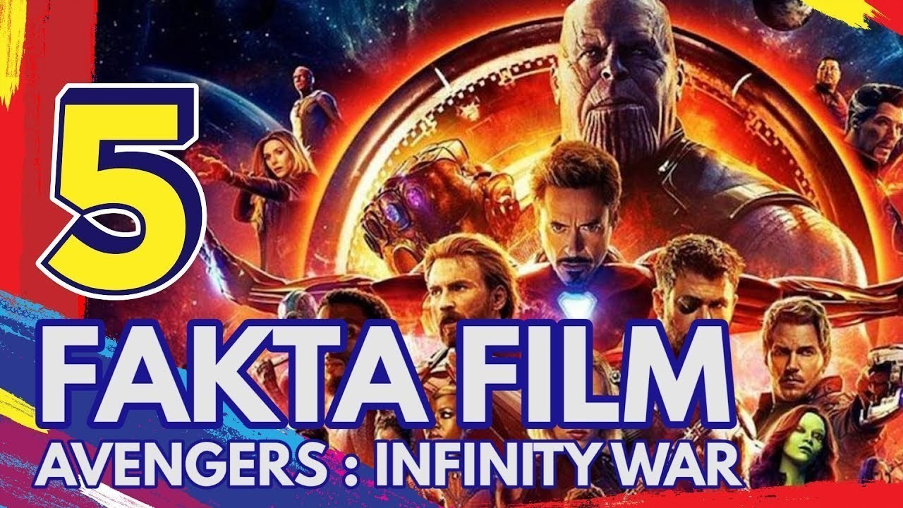 Gaji Aktor Kecil, Fakta Film Avengers Infinity War