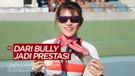Cerita Liontin Evangelina Setiawan, Dari Korban Bullying Hingga Jadi Atlet Balap Sepeda Berprestasi