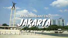 Travel Vlog Lapangan Banteng Jakarta - Lukman Crespo