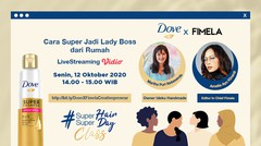 Dove Super Hair Super Day Class #3