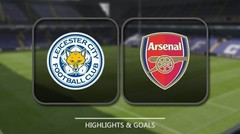 Leicester City vs Arsenal Highlights and Goals || 9 May 2018