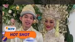 Persiapan Syukuran 4 Bulanan Dinda Hauw dan Rey Mbayang | Hot Shot