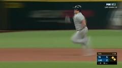 Brandon Lowe home run dua kali dalam kemenangan Game 2 atas Los Angeles Dodgers
