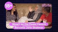 Wow!! Ini Dia Posisi Favorit Bercinta Jane Shalimar | Buka-bukaan