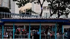 Jakarta, Aku Pamit