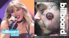 Perjanjian Baru Taylor Swift dengan UMG, Tato Muka Post Malone yang Mengagetkan & Banyak Lagi | Billboard News