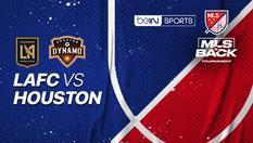 LAFC vs Houston - MLS