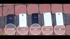 ColorOS vs MIUI vs VIBE UI vs HTC Sense vs Stock ROM Google - Android RAM 1 GB
