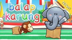 Lagu Anak Indonesia - Balap Karung