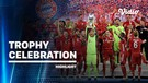 Bayern Munchen's Trophy Celebration | UEFA Super Cup 2020
