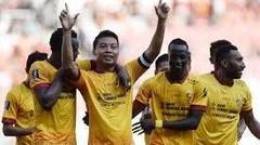Sriwijaya FC Vs Arema FC (3-2) Piala Gubernur Ka