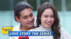 Ah So Sweet! Ken Ajarin Maudy Naik Motor | Love Story The Series - Episode 10