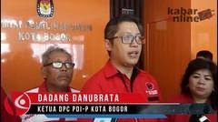 Dikawal Kader, PDI-P Kota Bogor Daftar Calon PesertaPemilu