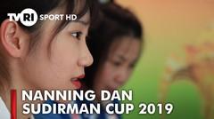 MELIHAT PENYELENGGARAAN SUDIRMAN CUP 2019 DI NANNING TIONGKOK