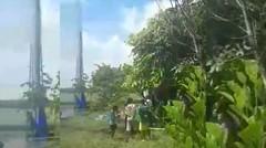 Semburan Air bercampur Gas Lebih dari 10 Meter