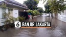 Banjir Melanda Wilayah Kemang Utara