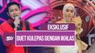 Eksklusif! Duet Maut, Lesti Kejora dan Gunawan LIDA di Konser Kemenangan
