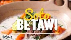 RESEP SOTO BETAWI SUSU