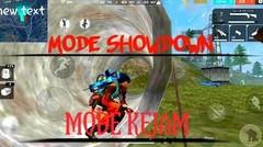 FREE FIRE | Menegangkan Nyobain mode showdown