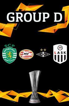 Penyisihan Grup D | Liga Europa 2019/2020