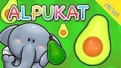 Lagu Anak Indonesia - Alpukat
