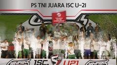 Kalahkan Bali United, PS TNI Juarai ISC U-21