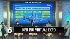 BRI Gelar KPR Virtual Expo, Permudah Millennials Raih Rumah Impian   Liputan 6