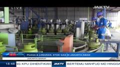 Puasa Dan Lebaran Stok Gas Di Jakarta Aman