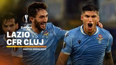 Full Highlight - Lazio vs CFR Cluj | UEFA Europa League 2019/20