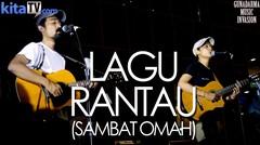 Silampukau - Lagu Rantau (Sambat Omah - Live at Gunadarma Music Invasion 2016)