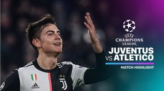 Full Highlight - Juventus vs Atletico Madrid I UEFA Champions League 2019/2020