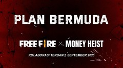 Free Fire x Money Heist | Free Fire Official Collaboration