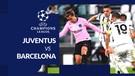 Barcelona Bungkam Juventus 2-0 di Allianz Stadium