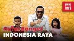 Spaso, Dragan, & Irina Kompak Banget Nyanyi Indonesia Raya