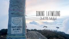 Gunung Latimojong (3.478 Mdpl)