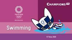 Full Match   Renang Putra dan Putri   Olimpiade Tokyo 2020