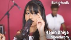 Hanin Dhiya - Monokrom (Tulus Cover) | BukaMusik