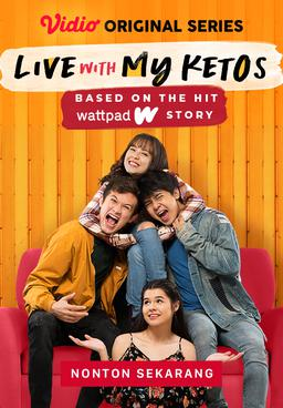 Nonton dan download Streaming Film Live With My Ketos (2021) Sub Indo full series