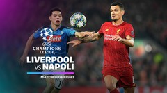 Full Highlight - Liverpool vs Napoli I UEFA Champions League 2019/2020