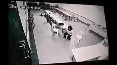 Hantu Mengamuk di Hotel Malaysia