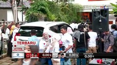 Seusai Mencoblos, Prabowo dan Sandiaga Kumpul di Kertanegara