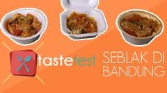 (TASTE TEST) Seblak Paling Recommended Di Bandung